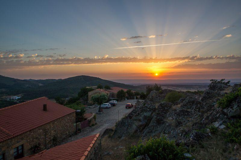 Fietsvakantie Castelos da Raia Bike Tour in portugal