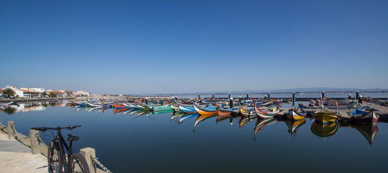 Fietsvakantie Noordelijke Atlantische Kust in Portugal