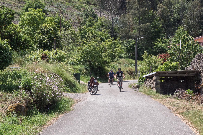 pedalar na Serra do Ladário, Passeios de bicicleta, Vale do Vouga, Portugal