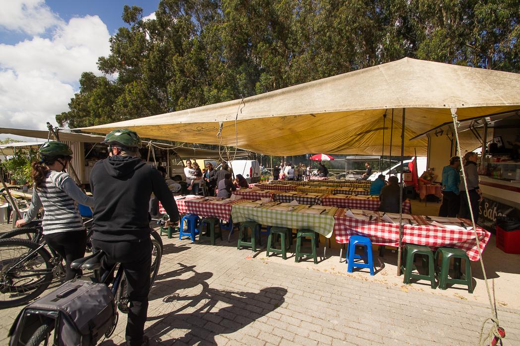 Bezoek de lokale markt per fiets, fietstochten, Aveiro, Portugal